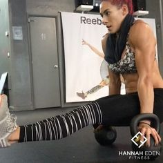 """8,457 curtidas, 99 comentários - Hannah Eden (@hannaheden_fitness) no Instagram: """"How bad do you want it? How bad do you want the change that you always talk about. Make a deal…"""""""