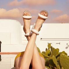 "@mygroupalways on Instagram: ""Fabulous sandals by @gianvitorossi . . . . . #sandals #summerwear #shoesaddict #shoestyle #shoesfashion #fashionideas"" Ballet Shoes, Dance Shoes, Summer Wear, Fashion Shoes, Street Style, The Originals, Instagram, Summer Sandals, 3d"