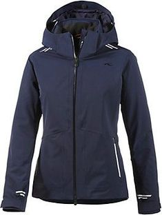 590d1bf0d7 KJUS Gemma Skijacke Damen weiß/hellblau im Online Shop von SportScheck  kaufen