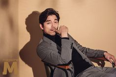 M Magazine apparently had Gong Yoo on the cover 3 different times in 2016 so they decided to share some of the B cuts from those photo shoots. We are very happy they did – YUM. Check it out! …