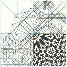 ~ deconstructed | Islamic pattern ~