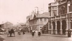 Postcards For Sale, Vintage Postcards, Town Names, England, Street View, London, Explore, Places, Pictures