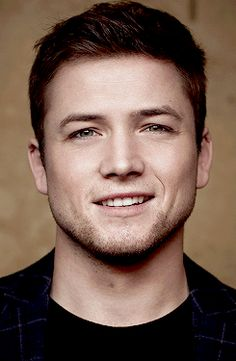 Taron Egerton is photographed for 20th Century Fox in Los Angeles, California. (29/01/2016)