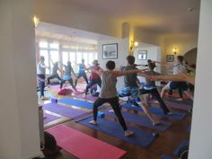 BeInspired: Spring Yoga & Wellbeing retreat on Herm