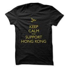 Keep Calm And Support Hong Kong - #tshirt makeover #sudaderas hoodie. LOWEST SHIPPING => https://www.sunfrog.com/Political/Keep-Calm-And-Support-Hong-Kong.html?68278