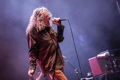 Robert Plant & The Sensational Space Shifters | Colours of Ostrava | 19/07/2014 | pinned by Cormael Lia