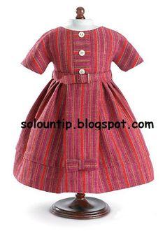 Como hacer vestido para muñecas ~ Solountip.com