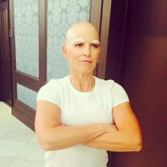 disfraz del maestro limpio (la señora venció al cáncer)