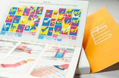Self Promotion Mailer by Pat Schlaich, via Behance