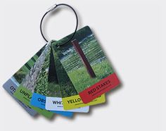 - 6 tags included in a set along with vinyl coated attachment loop for golf bag - Credit Card size, Color Coded with big information. Weather Proof, Water Proof - Easily understandable, the most commo