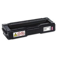 406477 High-Yield Toner, 6000 Page-Yield, Magenta, Sold as 2 Each
