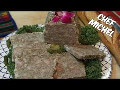 Rillettes de porc - YouTube Canned Meat, Michel, Crafts, Drinks, Chef Kitchen, Poultry, Manualidades, Handmade Crafts