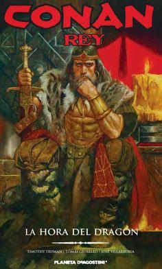 MAN OF BRONZE: CONAN REY: LA HORA DEL DRAGÓN