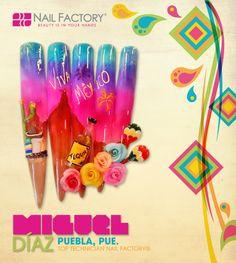 #Miguel #Lovenailfactory #viVAMEXICO