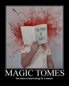 Magic Tomes