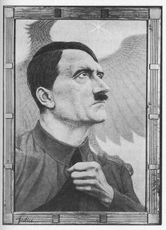 Fidus (Hugo Höppener) - A. Hitler