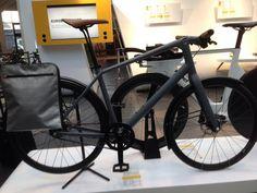 Eurobike 2014 Canyon Commuter bike