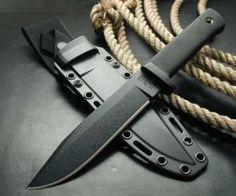 Cold Steel SRK Survival Knife Review - Best survival knife guide