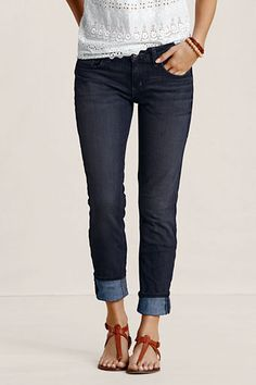 Bought off stitch fix board and LOVE!! Mavi Alexa Ankle Jeans in ...