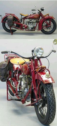 INDIAN 101 SCOUT 1930 750CC SIDE VALVE V-TWIN FRAME & ENGINE