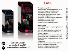 AMBUL' ANIMO accessoires : ANTIPARASITAIRES - HYGIENES