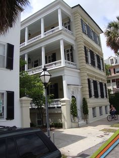 Charleston style home - a favorite.