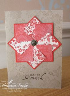 stampin up postage stamp punch