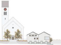 Ziegler+Partner Architekten AG - Pfarreizentrum Jodokus Schmerikon