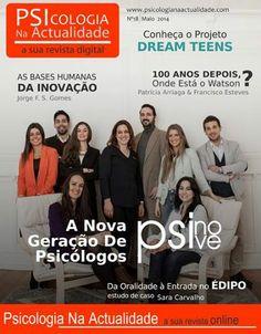 A 18ª Edição da Psicologia na Actualidade faz um especial destaque à Psinove, ao trabalho que desenvolvemos e à forma como vemos a Psicologia em Portugal!  Esperamos que gostem!