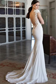 Gorgeous Hadas Cohen Wedding Dresses - MODwedding