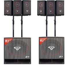 Cerwin Vega Speaker System