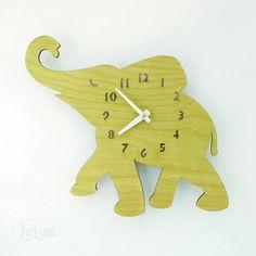 https://wanelo.com/p/418299/the-baby-lime-green-elephant-designer-wall-mounted-clock