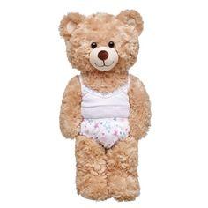 Build a Bear Teddy Bear Accessory New Sugar N Sparkle Rainbow Scent Disc