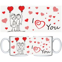 Transfer sublimático para caneca Dia dos Namorados 001022 Decoupage Vintage, Bed Linen Sets, Wallpaper S, Diy Paper, Origami, Valentines Day, Projects To Try, Mugs, Tableware