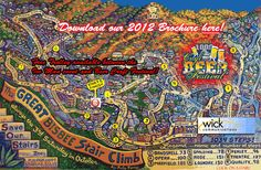 The Great Bisbee Stair Climb- October 20th 2012, Bisbee Arizona