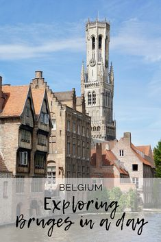 A day in Bruges - Claire Imaginarium Belgium Europe, Visit Belgium, Travel Guides, Travel Tips, Central Europe, Bruges, Budapest, Adventure Travel, Places To See