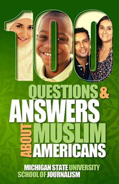 """The e-book version of a guide written by an MSU journalism class designed to dispel biases and stereotypes about Muslim Americans is again available. Amid a national debate about closing U.S. borders to Muslims, """"100 Questions and Answers About Muslim Americans"""" is available on Amazon, Barnes & Noble and Google Play."""