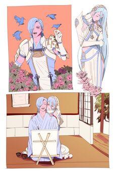 Fire Emblem Fates - Shigure and Azura <3