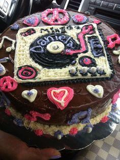 music/disco/cake hope you like it