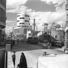 Baghdad through Latif al-Ani's Lens
