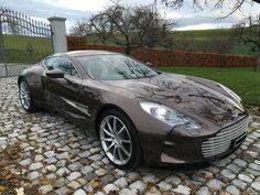 2014 Aston Martin One-77 - ONE-77 7.3 v12