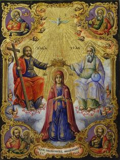 Експозиции / Градска художествена галерия Catholic Theology, Red Dwarf, Best Icons, Orthodox Icons, Blessed Mother, Sacred Art, Roman Catholic, Spirituality, Marvel