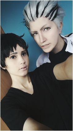 bokuto haikyuu cosplay - Google Search