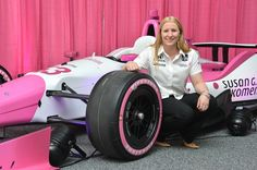 IndyCar News - Pippa Mann signs up for new Indy 500 bid