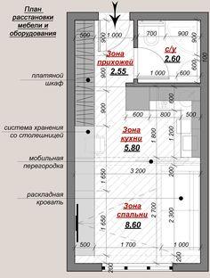 Mali stan može izgledati veći s namještajem koji štedi prostor i uz pametnu organizaciju prostora.