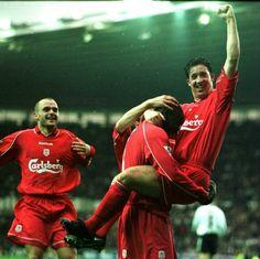 Fowler celebrates