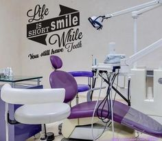 Dental Office Decor, Dental Office Design, Healthcare Design, Office Lamp, Work Office Design, Office Interior Design, Modern Interior, Design Offices, Modern Offices