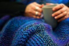 52 by 2 Week 2: Knitted by betsyblue, via Flickr