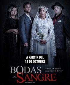 Bodas de Sangre en el Teatro Flumen - http://www.valenciablog.com/bodas-de-sangre-en-el-teatro-flumen/