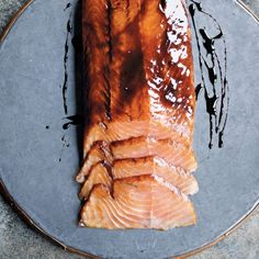 Whiskey and treacle come together perfectly in our Treacle-Marinated Salmon